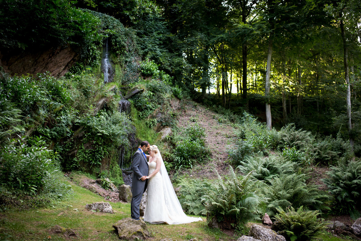 hestercombe gardens cascade wedding photos