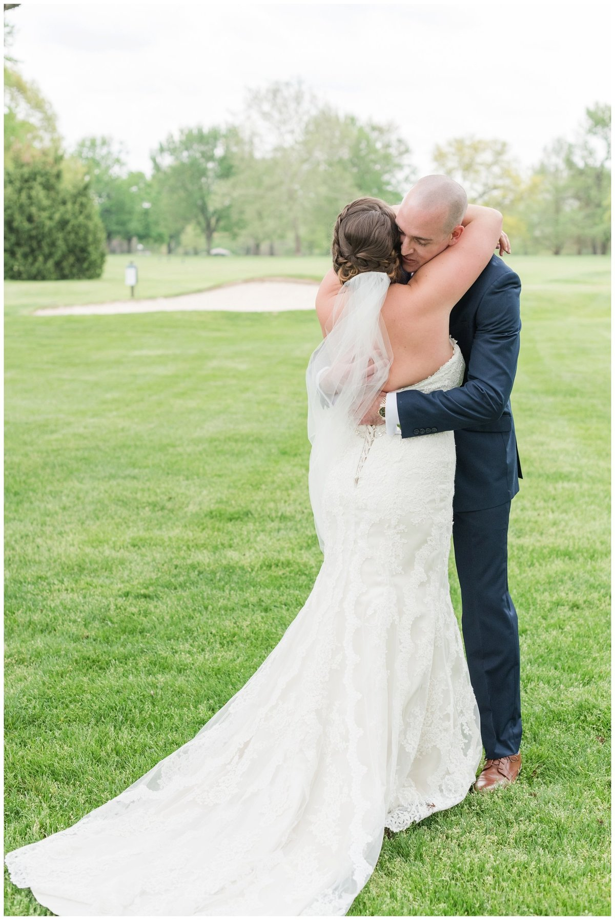 columbus ohio wedding photos brookside golf and country club outdoor wedding_0032