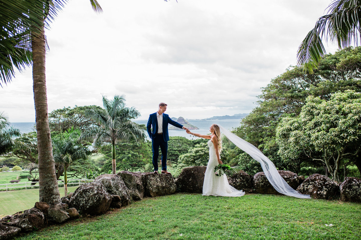paliku gardens kualoa ranch wedding 6A0809