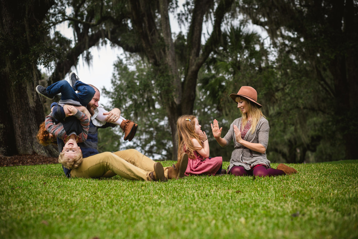 family photographer in charleston sc