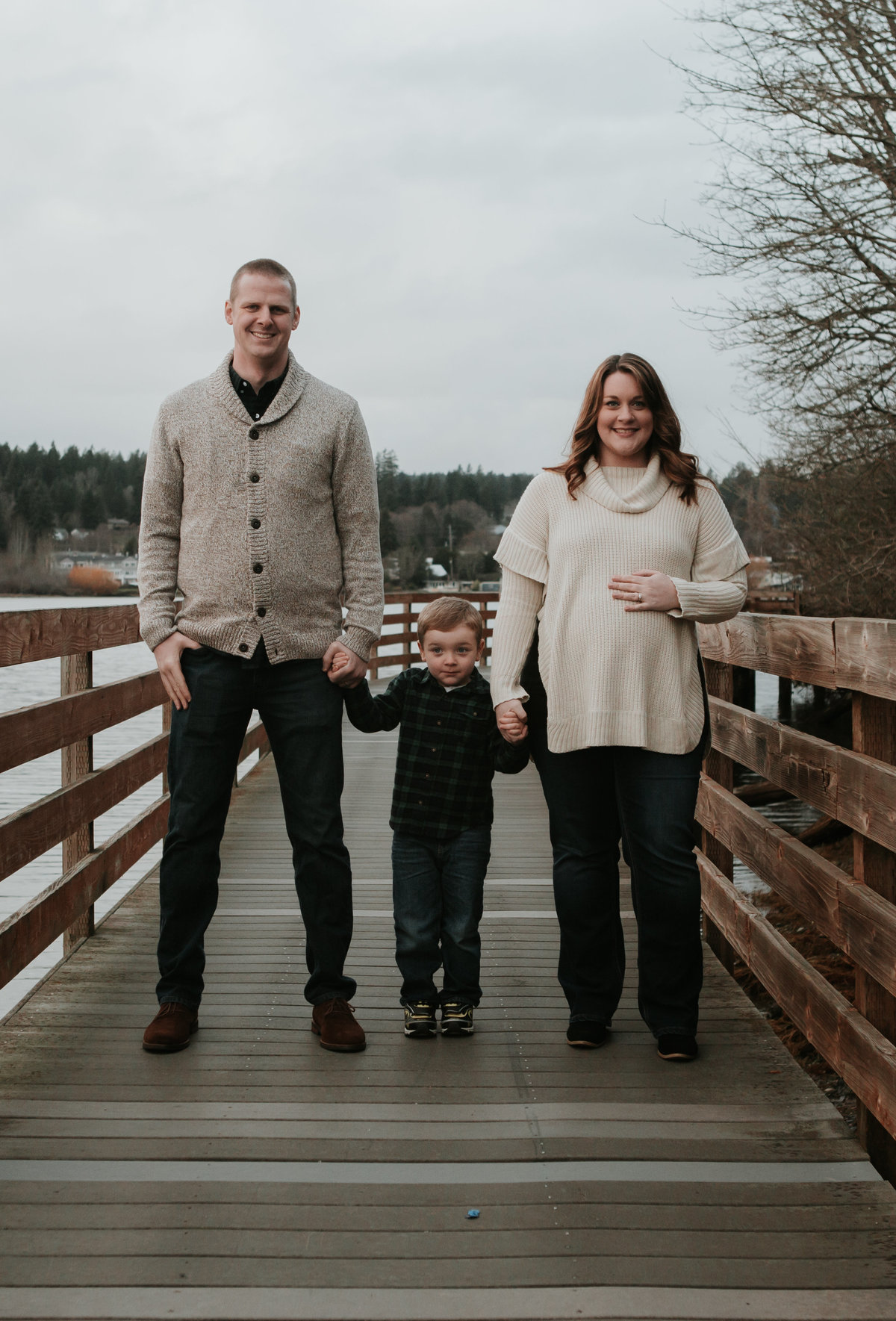 Kitsap County Maternity Photography