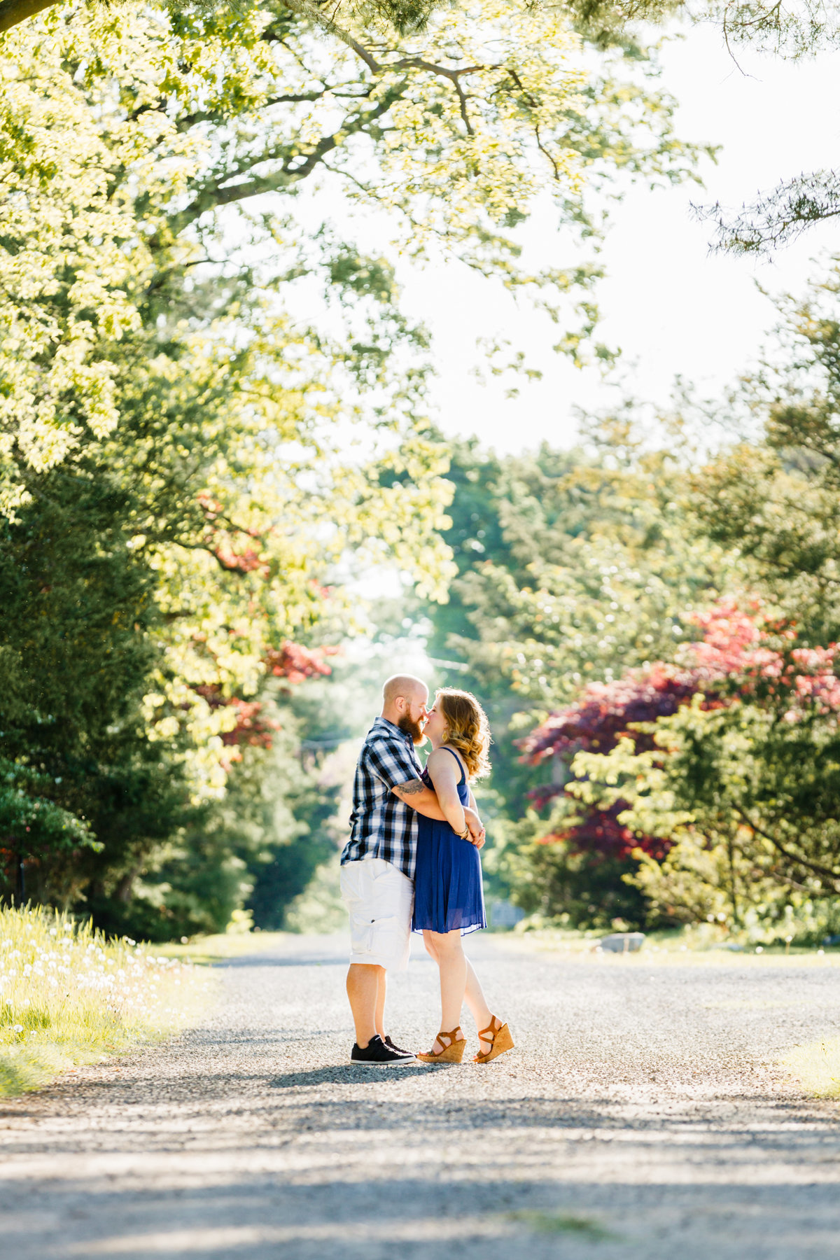 Grosse Ile Engagement Session