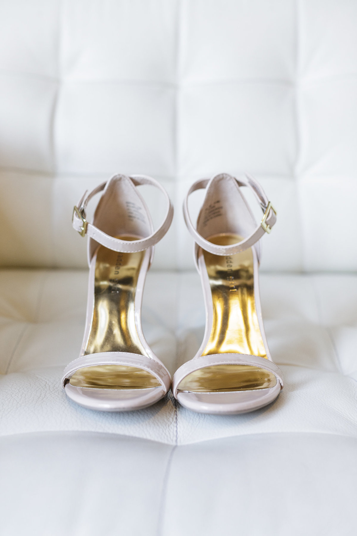 Wedding Shoes worn at the crane bay event center