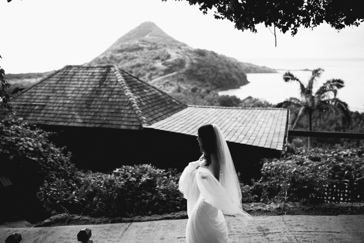 Hermitage Bay Antigua & Barbuda Destination Wedding 106