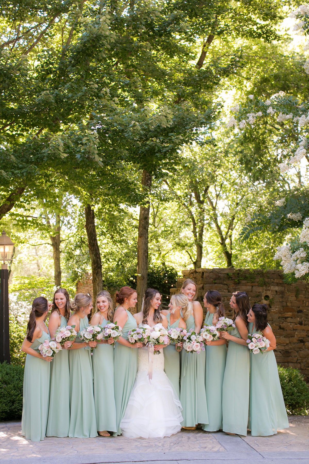 The Mill at Fine Creek Virginia Wedding -  019