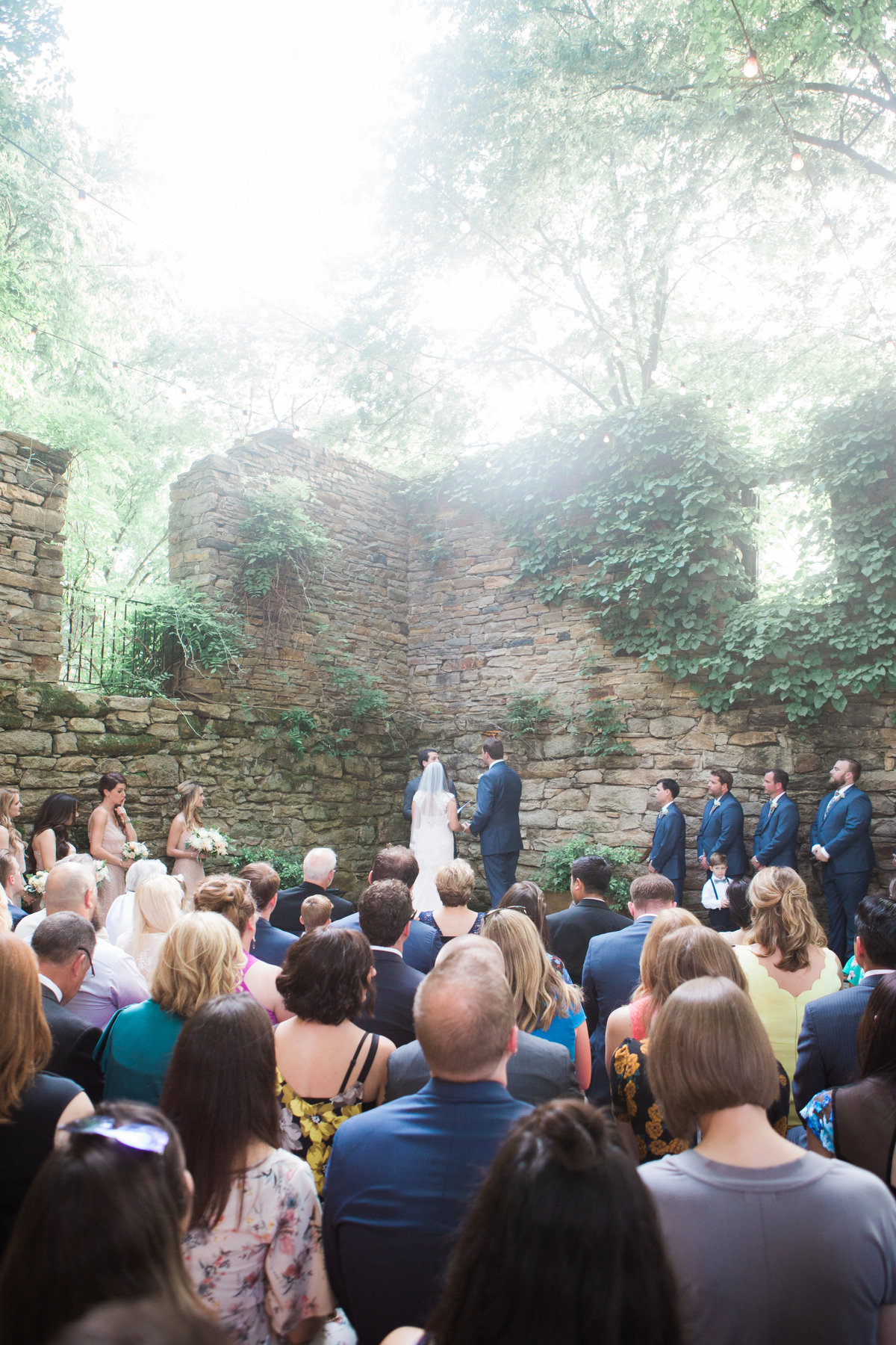 The Mill at Fine Creek Wedding