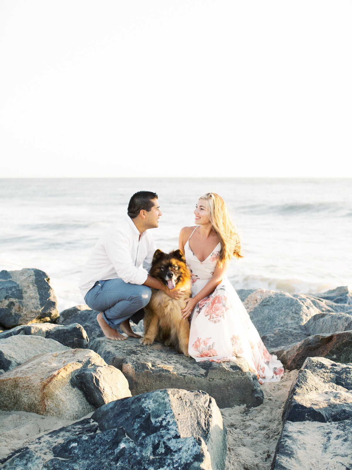 cape henlopen engagement session-2