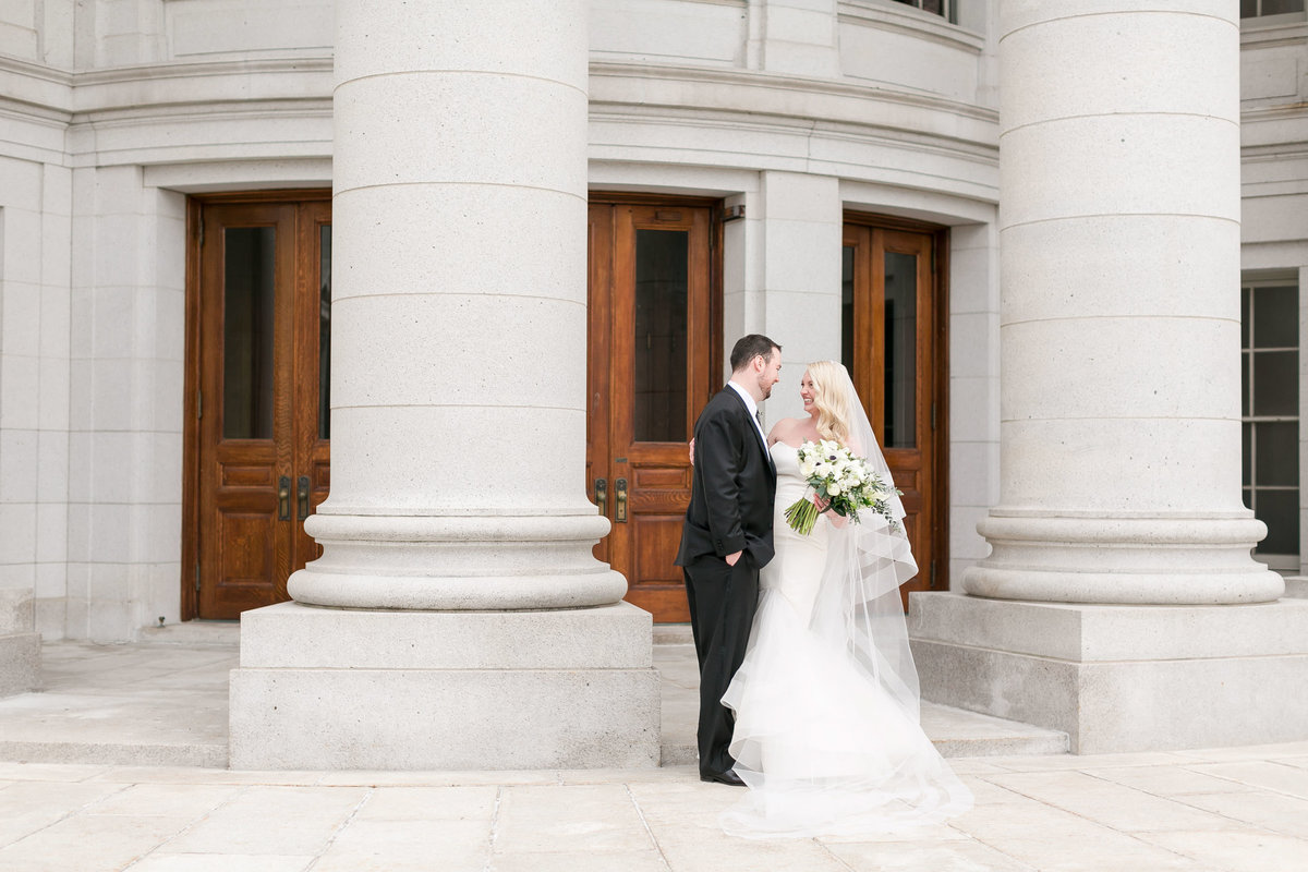 Luxury Edgewater Hotel Wedding Madison Wisconsin
