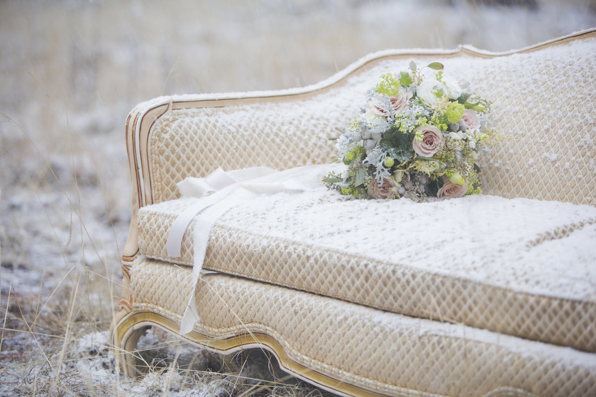 flagstaff wedding flowers vintage furniture rental