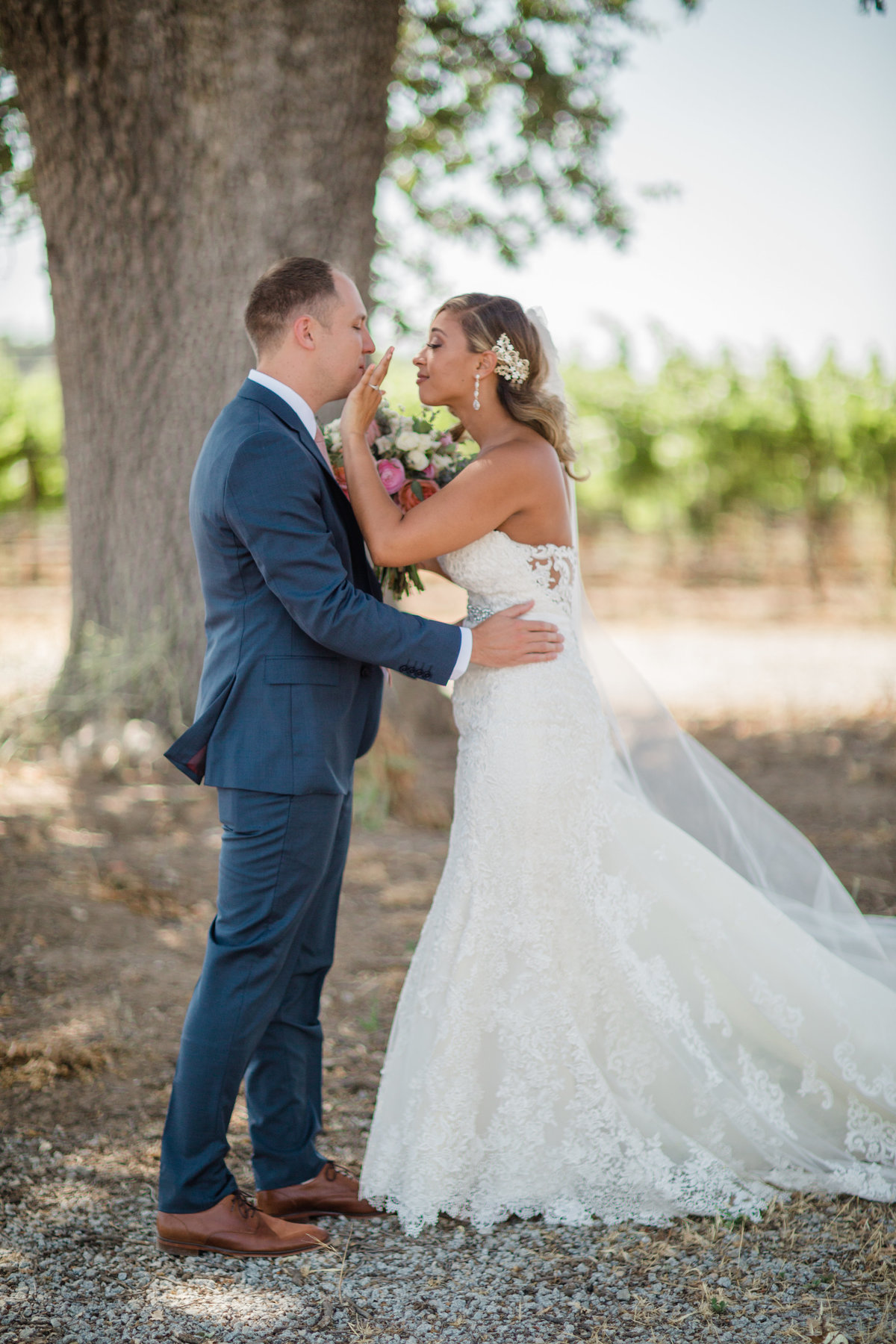 Jenna & Andrew's Oyster Ridge Wedding | Paso Robles Wedding Photographer | Katie Schoepflin Photography438