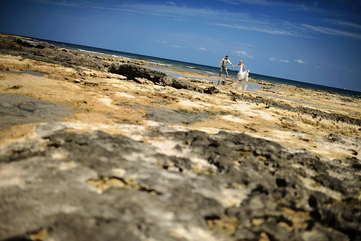 barcelo maya beach resort wedding destination wedding photographer bryan newfield photography 17