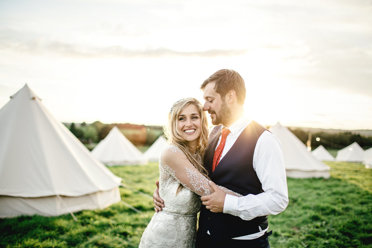 UK TIPI WEDDING