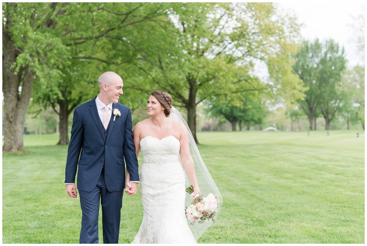 columbus ohio wedding photos brookside golf and country club outdoor wedding_0050