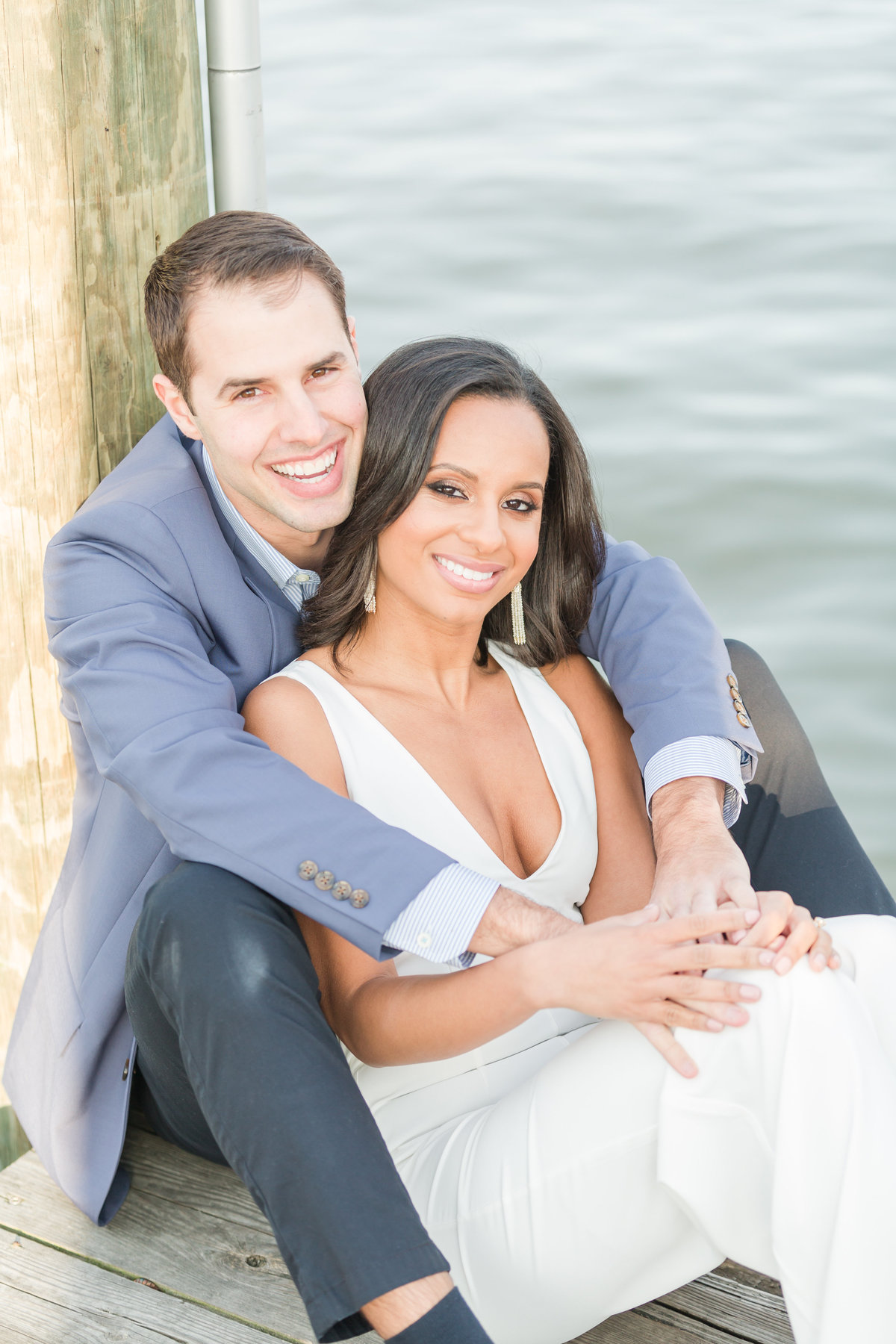 Nilo Burke Photography-Annapolis Maryland Engagement-Michael and Mariam-143
