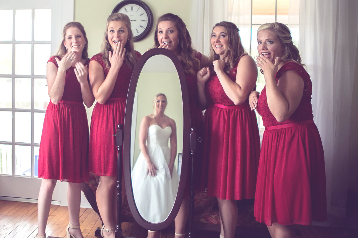 bridesmaids in creedmoor