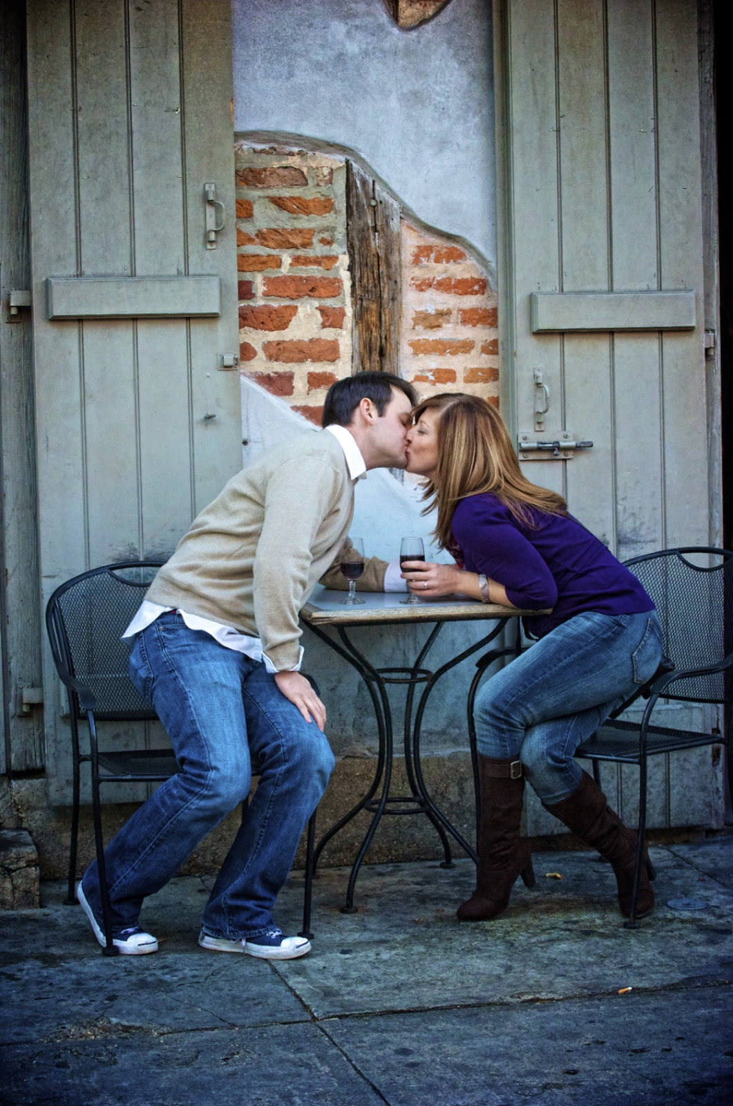 Marc Pagani Photography New Orleans engagement portraits   275