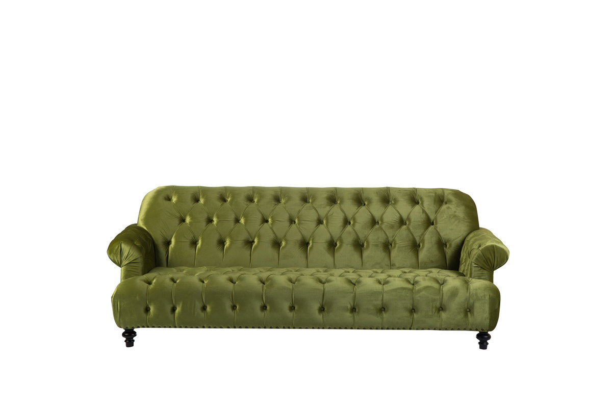 Lime Green Siena Sofa