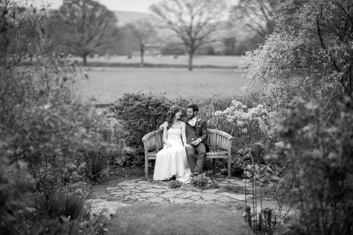 wedding couple in exeter