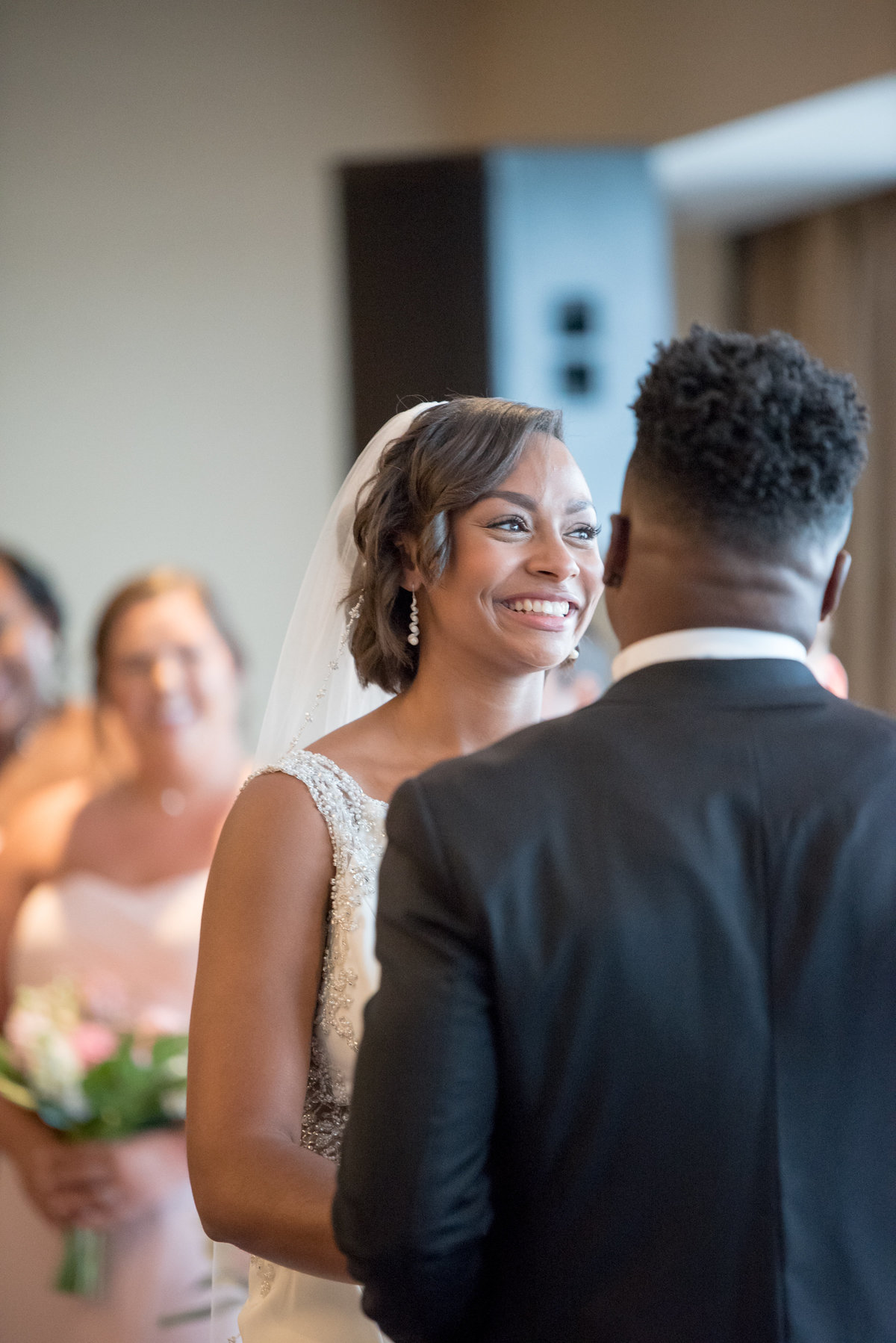 NFL Miami Dolphins Brandon Radcliff ShaKyra Radcliff Briza on the Bay Wedding Andrea Arostegui Photography-129