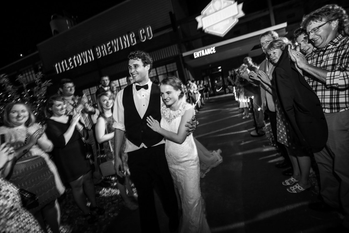 Green Bay Adventure Wedding at Title Town Tap Room by Amenson Studio134