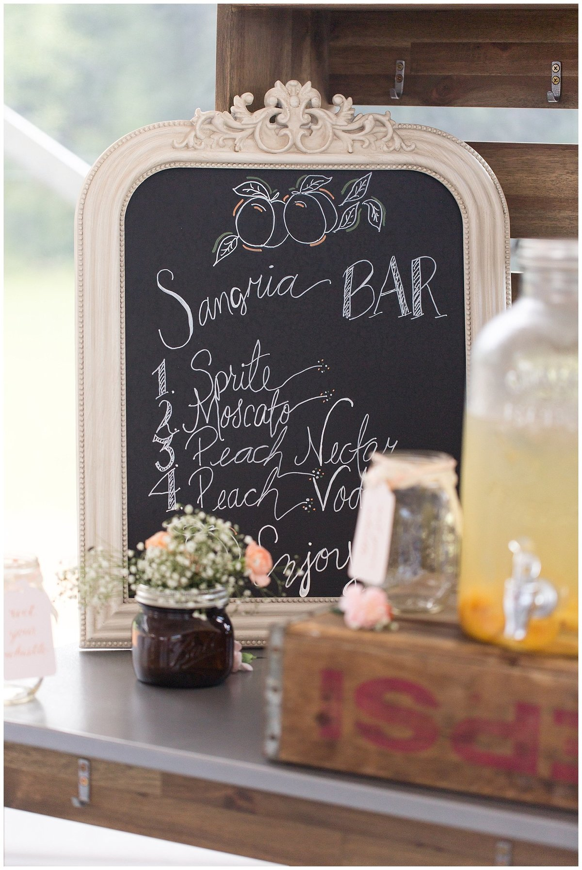 Southern Peach Styled Shoot Arbor Haven-054