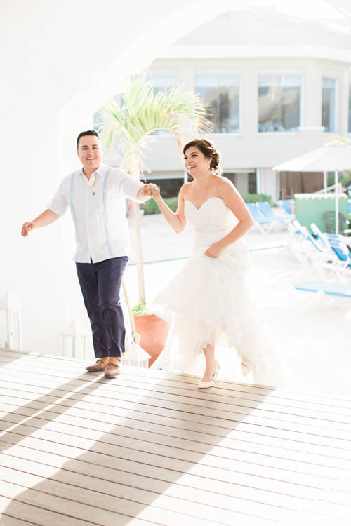 Carolina & David Cancun Destination Wedding_The Ponces Photography_023