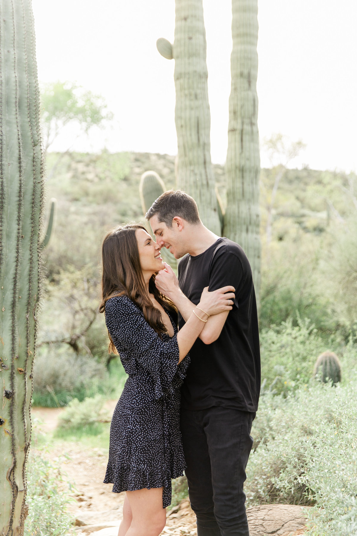 Karlie Colleen Photography - Emily & Ryan Engagement Session - El Chorro Wedding - Revel Wedding Co-122