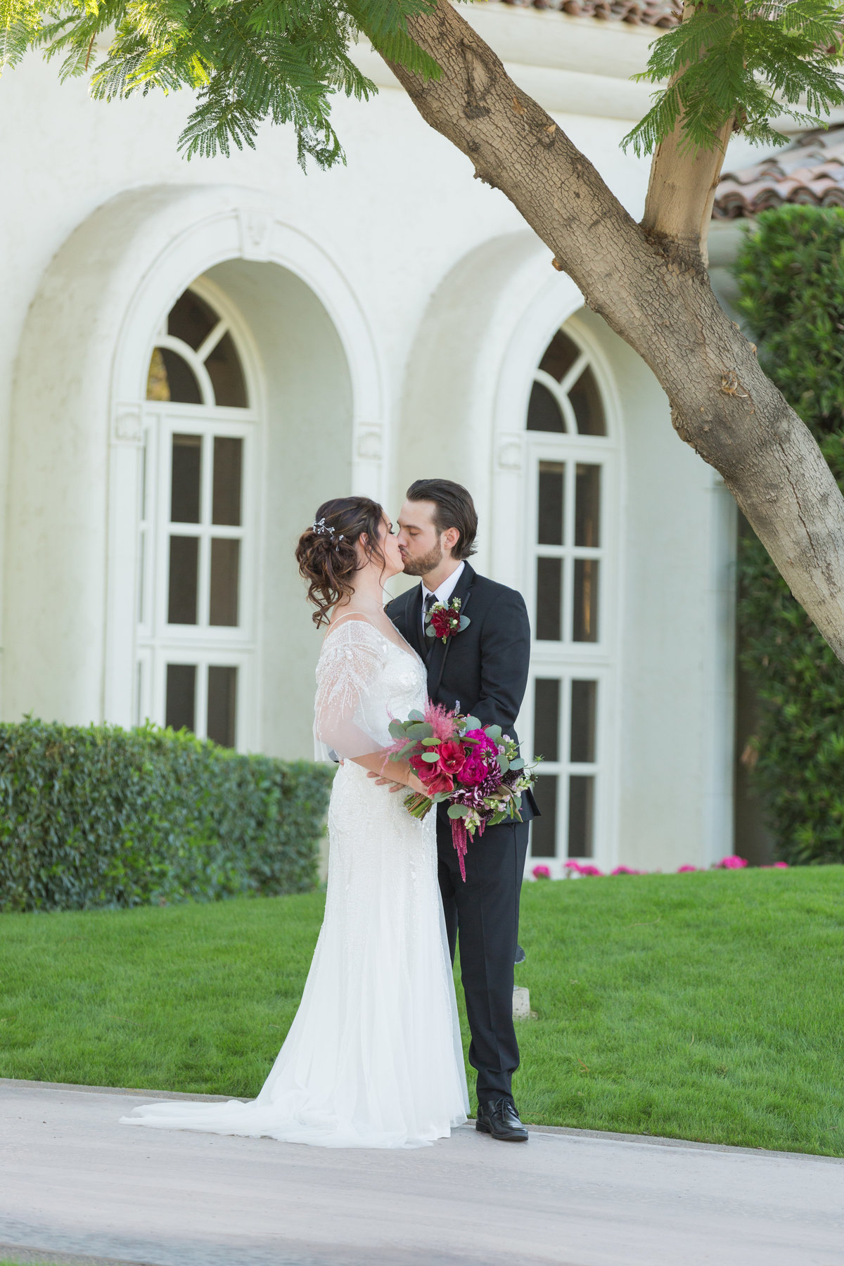 Luxury Estate Wedding with Erica Mendenhall Photography