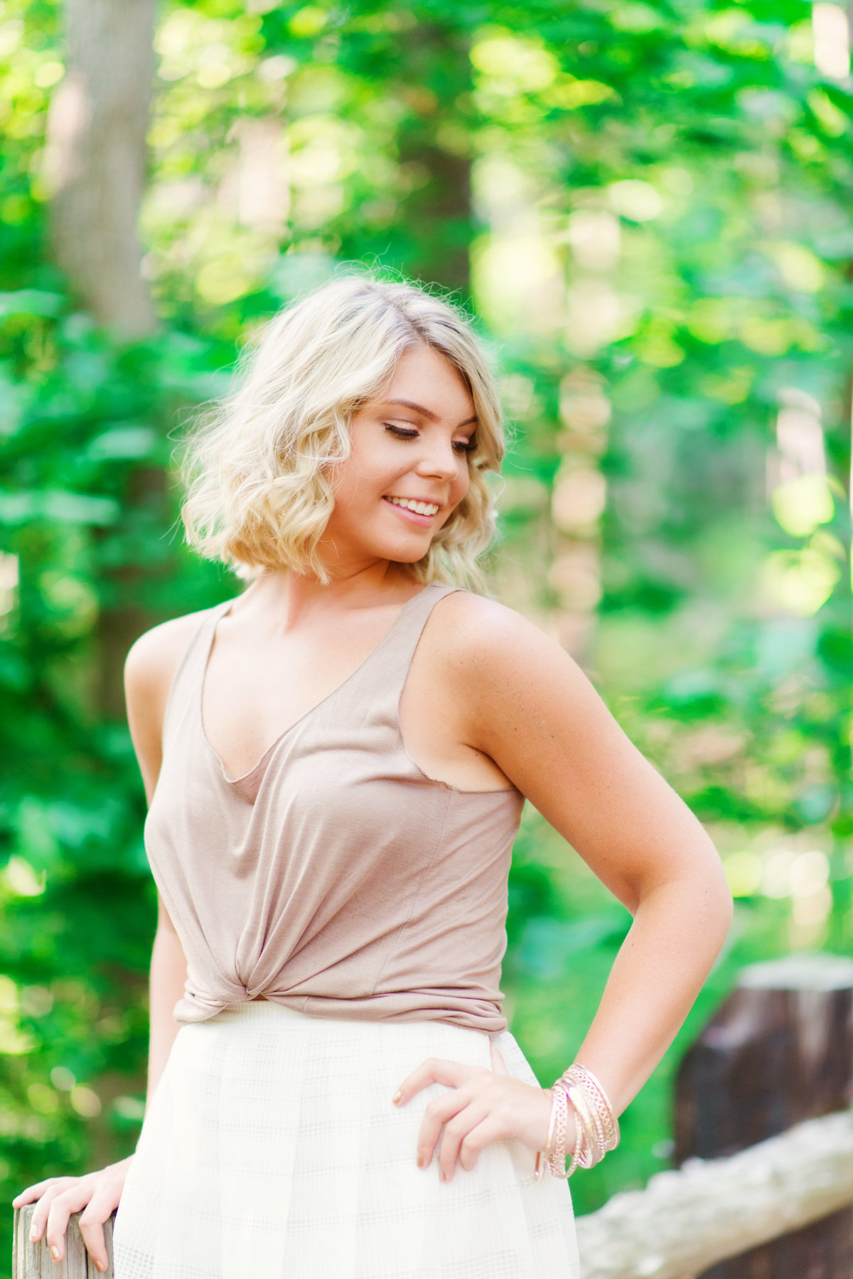 senior portrait photographers in traverse city michigan