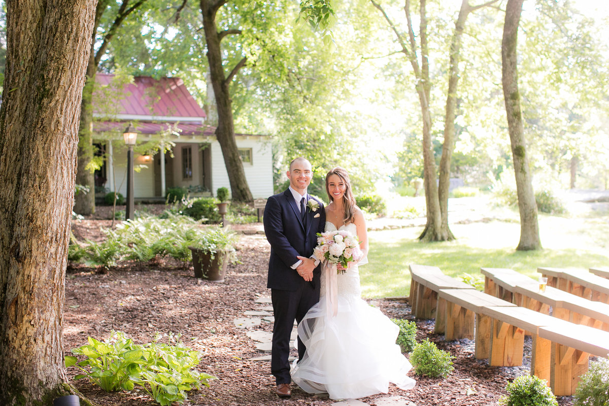 The Mill at Fine Creek Virginia Wedding -  020