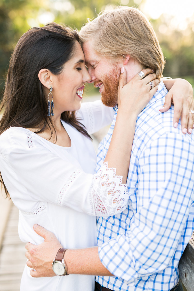 engagement session  in Deland