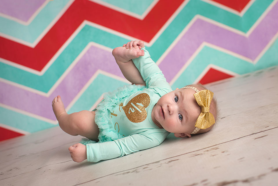 6 month baby photography sesssion, ct baby photography