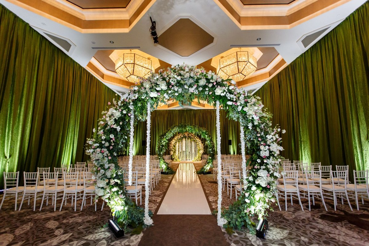 Four Seasons Orlando Green Ceremony