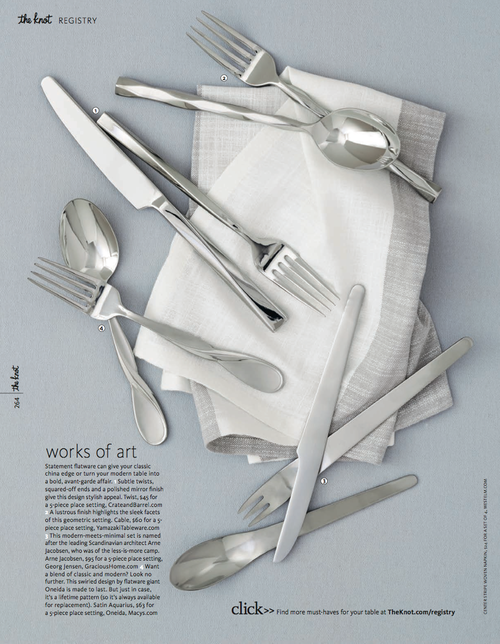 Sarah Kay Love Featured Work Flatware 3