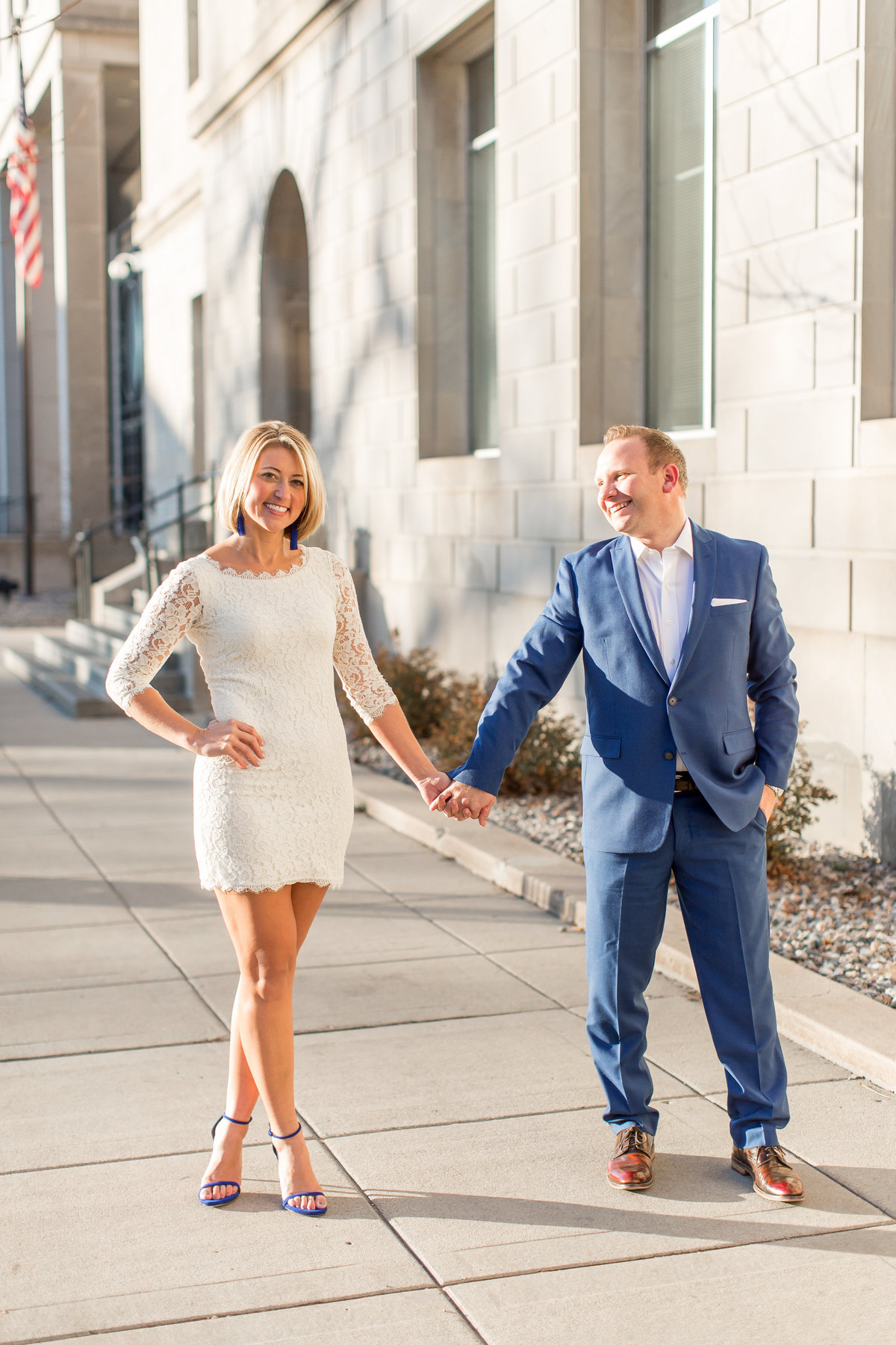 Downtown Fargo Engagement Session (1)