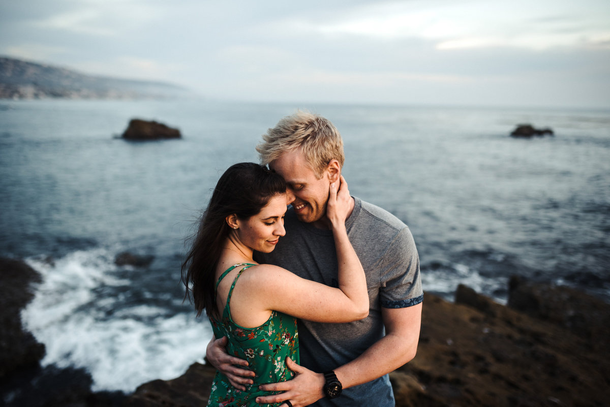 Laguna Beach Engagement Session - 065