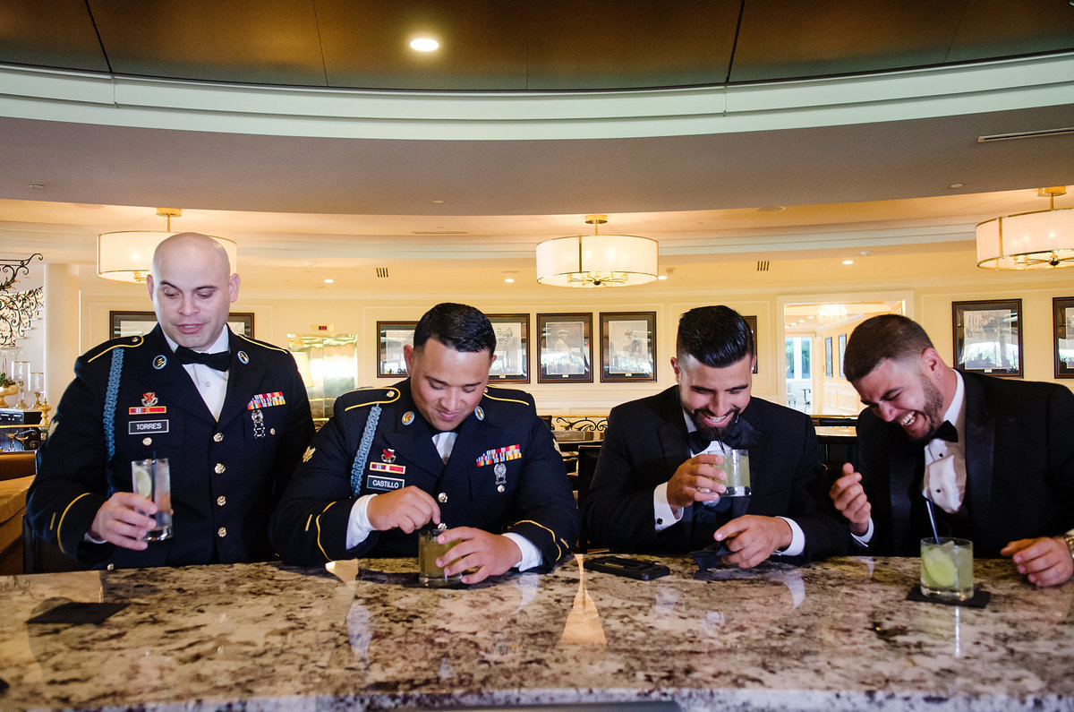 Trump National Doral Military Wedding
