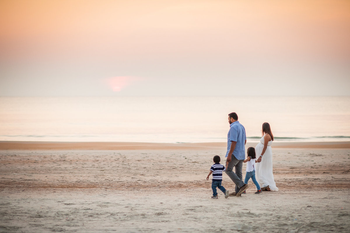 Ormond Beach family photography
