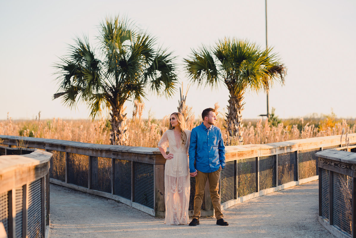 Gainesville engagement photographer with new and fresh ideas for creating epic memories.