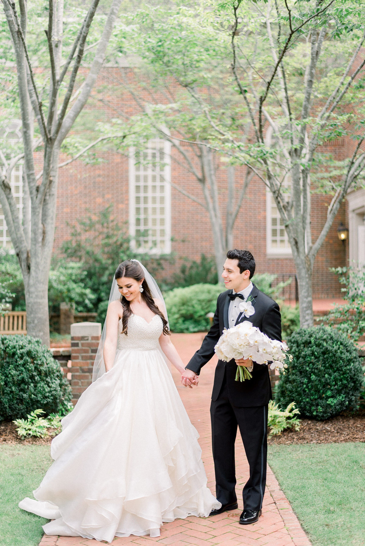 Canterbury Methodist Birmingham Museum of Art - Alabama Wedding Photographer15