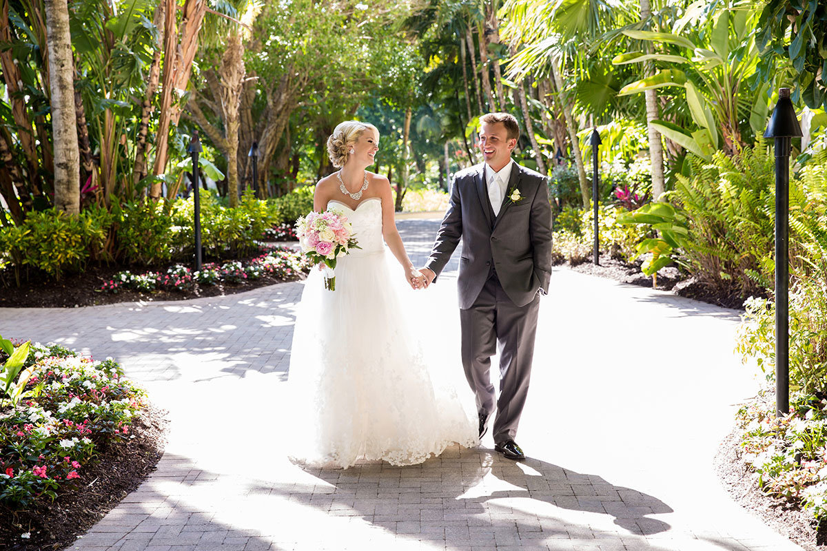 hyatt coconut point wedding