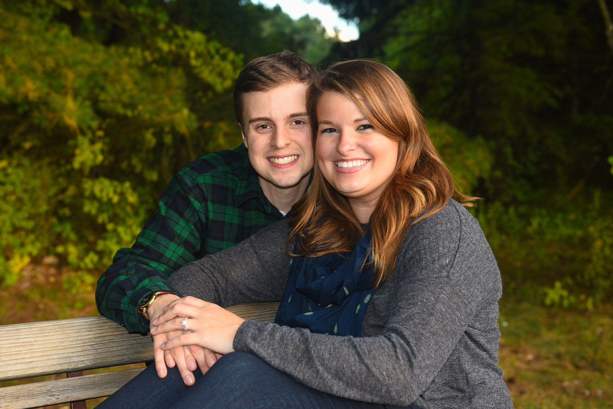 Saratoga Spa State Park, Saratoga Springs, NY, engagement session