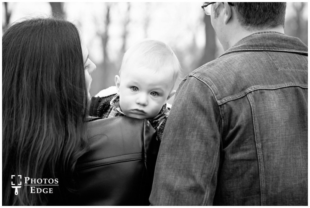 Kansas City family and baby Photography