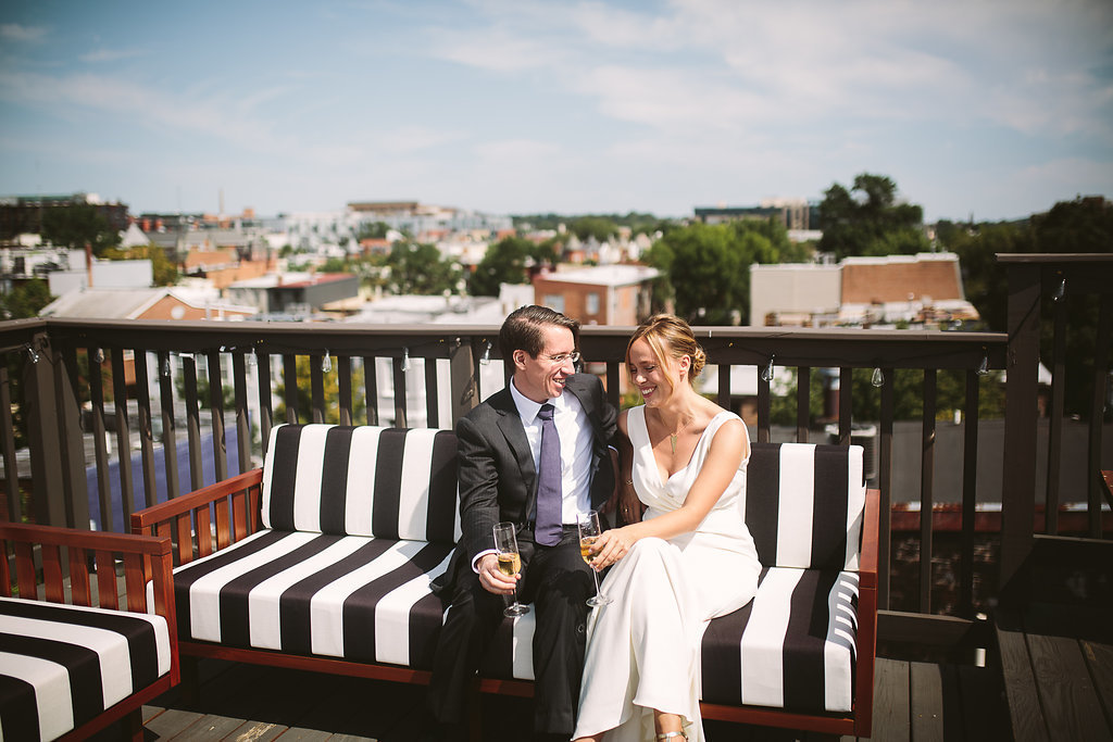 Washington D.C. wedding day with wedding planner for love of love
