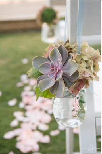 flagstaff sedona wedding flowers lauberge succulent
