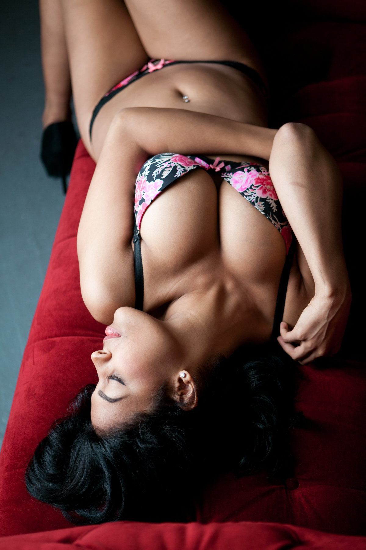 French Kiss Boudoir Photography NYC NY 0029