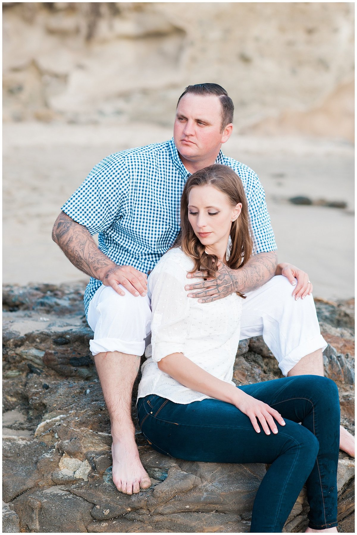 Laguna beach canyon engagement photographer wedding photo010