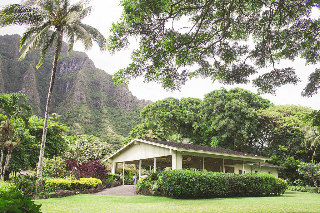 Wedding Venue Oahu Hawaii Kualoa Ranch