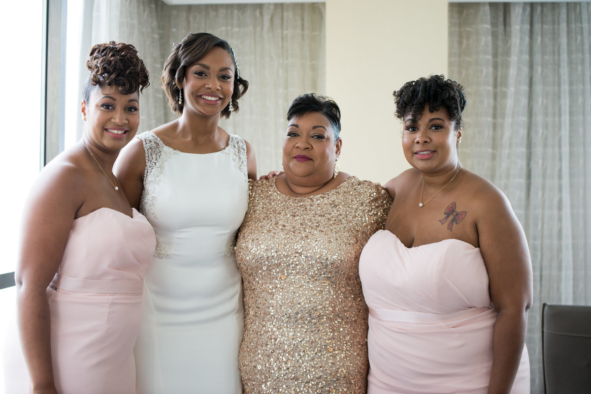 NFL Miami Dolphins Brandon Radcliff ShaKyra Radcliff Briza on the Bay Wedding Andrea Arostegui Photography-62