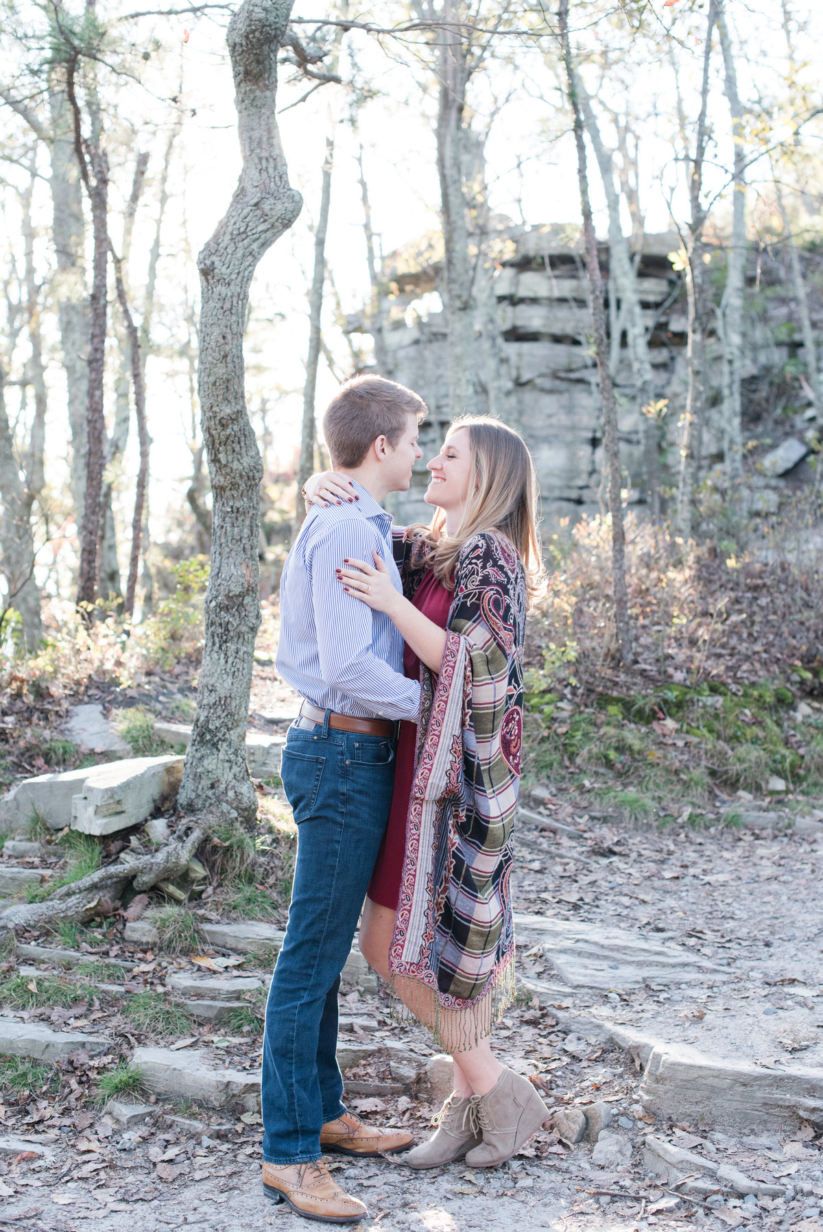 Pilot_Mountain_NC_Engagement_Session0034